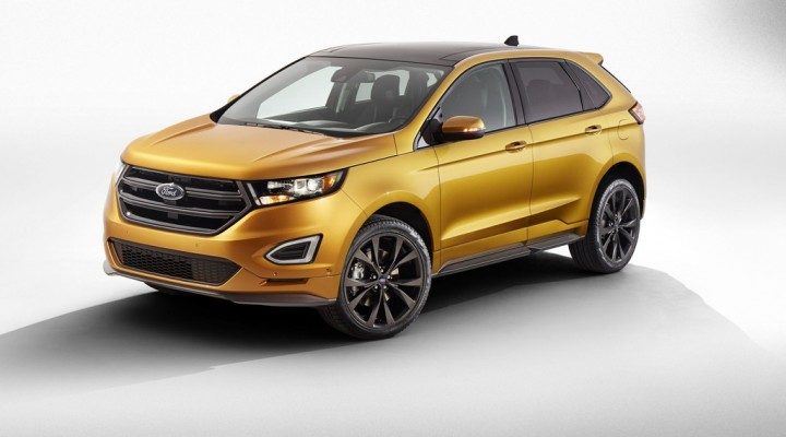 ford edge 2015 un crossover europ anis actu auto france. Black Bedroom Furniture Sets. Home Design Ideas