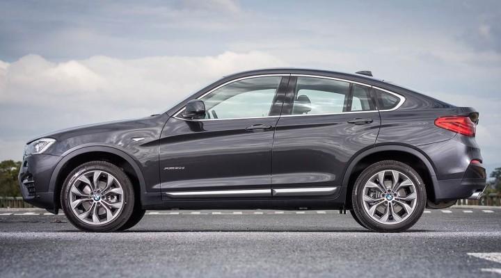 BMW X2 : le coupé 5 portes pour 2017 ! | Actu Auto France