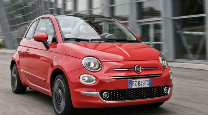 nouvelle fiat 500 pourquoi changer si a marche actu auto france. Black Bedroom Furniture Sets. Home Design Ideas