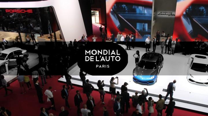 Image result for Mondial de l'Auto 2018